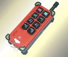 Radio Remote Controls CC 301